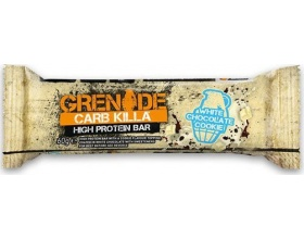 Grenade Carb Killa White Chocolate Cookie Πρωτεϊνική μπάρα 60g