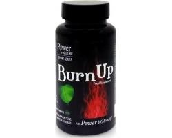 Power Health Sport Series BurnUp για Φυσιολογική Λειτουργία του Μεταβολισμού, 60 κάψουλες