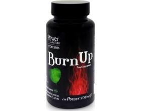 Power Health Sport Series BurnUp Συμβάλλει στη Φυσιολογική Λειτουργία του Μεταβολισμού, 60 κάψουλες
