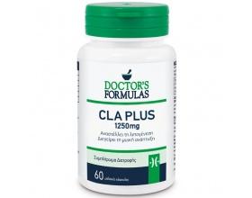 DOCTOR'S FORMULA CLA Plus 1250mg 60 Κάψουλες
