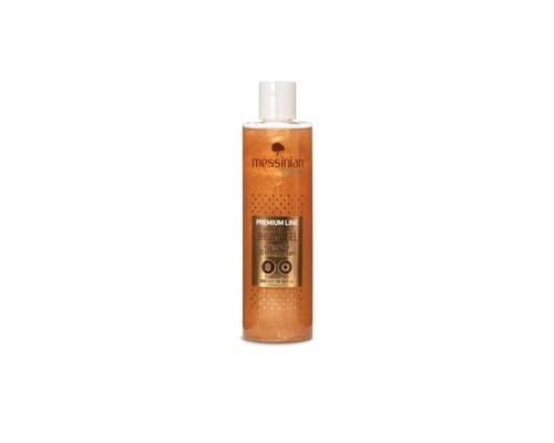 Messinian Spa Premium Line Shower Gel Royal Jelly & Helichrysum Αφρόλουτρο με βασιλικό πολτό και ελίχρυσο χαρίζει μια χρυσαφένια λάμψη 300ml