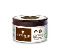 Messinian Spa Body Υogurt & Αloe ελαφρύ γιαούρτι σώματος, με το απολαυστικό, φυσικό άρωμά του 250ml