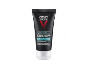 Vichy Homme Hydra Cool Ενυδατικό Τζελ για Πρόσωπο Και Μάτια με Υαλουρονικό Οξύ, 50ml