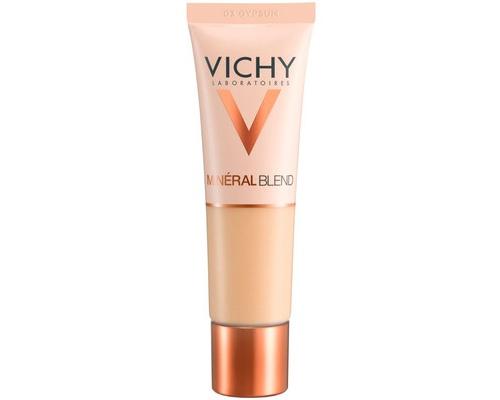 Vichy Mineralblend Ενυδατικό Foundation για Λαμπερή Επιδερμίδα No3 Gypsum, 30ml