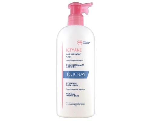 Ducray Ictyane Lait Hydratant Ενυδατικό Γαλάκτωμα Σώματος, 400ml