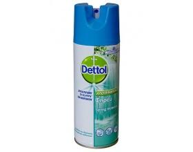 Dettol Απολυμαντικό Σπρέυ Προλαμβάνει την εξάπλωση των μικροβίων  με άρωμα Spring Waterfall 400ml