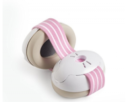 Alpine Muffy Baby, Βρεφικές Ωτοασπίδες, Ρόζ 111.82.329, 1ζευγάρι