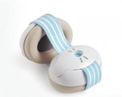 Alpine Muffy Baby, Βρεφικές Ωτοασπίδες, Μπλέ 111.82.328, 1ζευγάρι