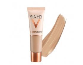 Vichy Mineralblend Ενυδατικό Foundation για Λαμπερή Επιδερμίδα No11 Granite, 30ml