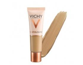 Vichy Mineralblend Ενυδατικό Foundation για Λαμπερή Επιδερμίδα No12 Sienna, 30ml
