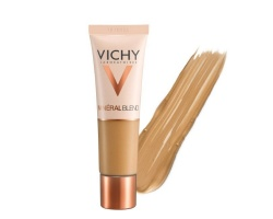 Vichy Mineralblend Ενυδατικό Foundation για Λαμπερή Επιδερμίδα No15 Terra, 30ml