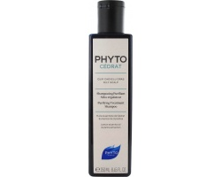 LIERAC Phyto Cedrat Ρυθμιστικό Σαμπουάν Λιπαρά Μαλλιά, 200ml
