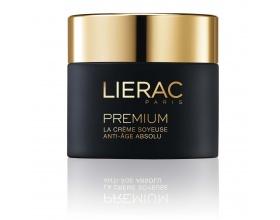 Lierac Premium La Creme Soyeuse Legere Ανυπέρβλητη Κρέμα Προσώπου Απόλυτης Αντιγήρανσης & Άνεσης Ελαφριάς Υφής 50ml