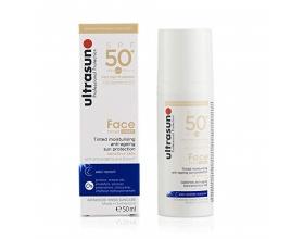 ultrasun Face anti-age spf 50+ Ivory Αντηλιακό προσώπου με spf50 και χρώμα 50ml