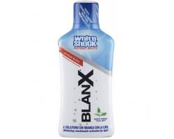 BLANX White Shock Instant White Mint Mouthwash Στοματικό διάλυμα που λευκαίνει  500ml