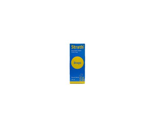 A Vogel Bio-Strath Original Συμπλήρωμα Διατροφής Φυτική μαγιά σε σταγόνες 100ml