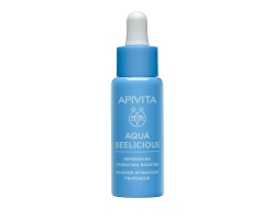 Apivita Aqua Beelicious Booster Αναζωογόνησης και Ενυδάτωσης με Λουλούδια και Μέλι, 30ml