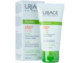 Uriage Hyseac Fluide SPF50 Kρέμα για λιπαρές επιδερμίδες 50ml