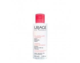 Uriage Eau Micellaire Thermale PS ιδανικό για την αφαίρεση του μακιγιάζ, τον καθαρισμό και τη τόνωση της ευαίσθητης επιδερμίδας 100ml