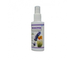 Medichrom Bio Moscitol Αντικουνουπικό με βάση τη σιτρονέλλα και τη λεβάντα 100 ml