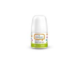 Pharmasept Extra Mild Deo Roll-on, Εξαιρετικά Απαλό αποσμητικό για παιδιά & εφήβους με παράγοντες φυσικής προέλευσης, 50ml