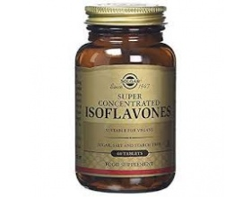 Solgar Isoflavones Ισοφλαβόνες από Φυσική Σόγια, 60 tabs