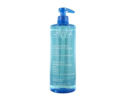 Uriage Gel Surgras Dermatologique, Τζελ Καθαρισμού για Ευαίσθητο Δέρμα Πρόσωπο/Σώμα 500ml