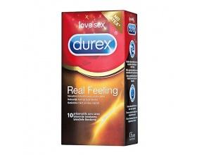Durex Προφυλακτικά Real Feeling 10τεμ