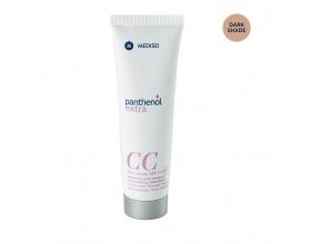 Medisei Panthenol Extra CC Day Cream SPF15 Dark Ενυδατική Κρέμα με Κάλυψη Σκούρα Απόχρωση 50ml