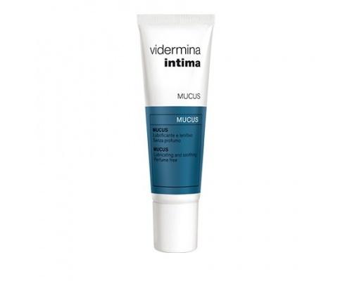 Vidermina Mucus Intimate Gel Κολπική γέλη με λιπαντική δράση, 30ml