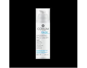 Corium  Hydrating Face Cream Ενυδατική κρέμα προσώπου 24ωρης ενυδάτωσης για λιπαρούς / μεικτούς τύπους δέρματος 50ml