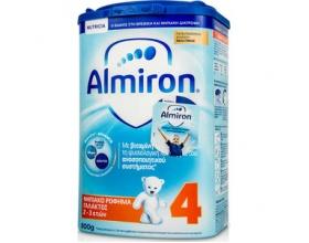 Nutricia Almiron 4 Milk Γάλα Για Παιδιά 2-3 Ετών 800gr