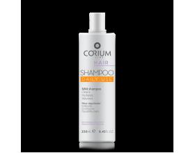 Corium Shampoo Daily Use Ήπιο Σαμπουάν Καθημερινής Χρήσης Καθαρίζει και αναζωογονεί τα μαλλιά προσδίδοντας λάμψη, ενυδάτωση και όγκο 250ml
