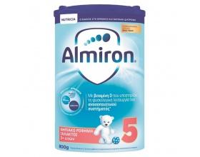 Nutricia Almiron 5 Νηπιακό Ρόφημα Γάλακτος 3+ ετών 800gr