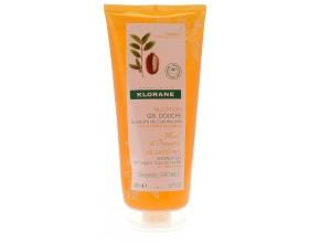 Klorane Gel Douche Nutrition Miel d' Orange Αφρόλουτρο Μελιού Πορτοκαλιάς, 200ml