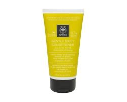Apivita Gentle Daily Conditioner Απαλή Κρέμα Καθημερινής Χρήσης με Χαμομήλι & Μέλι , για Όλους τους Τύπους Μαλλιών, 150ml