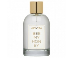 Apivita Bee My Honey Eau de Toilette Φρέσκο & Αναζωογονητικό Άρωμα με γλυκές νότες μελιού, 100ml