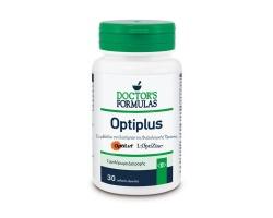 Doctor's Formulas Optiplus Συμπλήρωμα Διατροφής για τη Διατήρηση Φυσιολογικής Όρασης, 30 caps