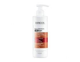 Vichy DERCOS Kera-Solutions Resurfacing Σαμπουάν με σύνθεση micro γεμίσματος με το pro-keratin complex για ξηρά Μαλλιά 250ml