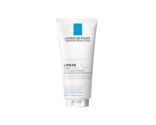 La Roche Posay Lipikar Lait Urea 5+ Καταπραϋντικό Γαλάκτωμα, κατά της Τραχύτητας & κατά των ερεθισμών λόγω ξηρότητας 200ml