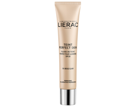 Lierac Teint Perfect Skin Fluide de Teint Perfecteur Lumière SPF20 Φυσικό αποτέλεσμα σε λεπτόρρευστη υφή μπέζ ανοιχτό 30ml