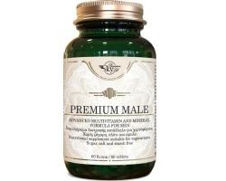 Sky Premium Life Premium Male Συμπλήρωμα διατροφής για τον άνδρα κατάλληλο και για χορτοφάγους  60 ταμπλέτες