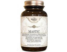 Sky Premium Life Mastic Συμπλήρωμα Διατροφής με Μαστίχα Χίου 60 κάψουλες