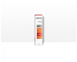 Vichy DERCOS Kera Solutions 10.7% Keratin Serum Μαλλιών για ταλαιπωρημένες άκρες γέμισμα με υαλουρονικό οξύ 40 ml