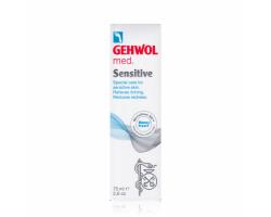 Gehwol med Sensitive Κρέμα Ειδικής Φροντίδας για το ευαίσθητο δέρμα των Ποδιών, 75ml
