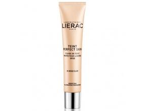 Lierac Teint Perfect Skin Fluide de Teint Perfecteur Lumière SPF20 Φυσικό αποτέλεσμα σε λεπτόρρευστη υφή 04 Μπρονζέ Μπεζ, 30ml