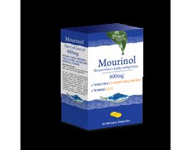 Power Health Mourinol Μουρουνέλαιο Υψηλής Καθαρότητας 600mg, 60 caps
