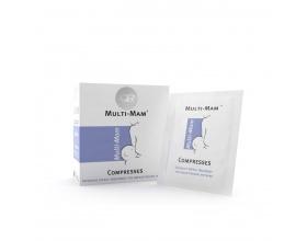 Multi-Mam Compresses Εντατική θεραπεία των θηλών για θηλάζουσες μητέρες, 12τμχ