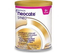 NUTRICIA Neocate Syneo για Βρέφη απο 0-12 μηνών 400ml
