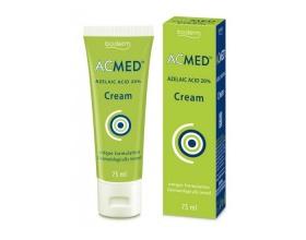 BODERM Acmed Αζελαϊκό Οξύ 20% ένα προϊόν με απαλή υφή που διορθώνει της ατέλειες του λιπαρού δέρματος 75ml